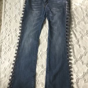 Ladder jeans size 13